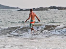 Surfen & Wellenreiten in Indien